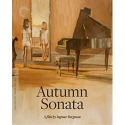 Autumn Sonata Blu-ray Cover