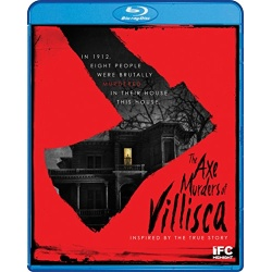 Axe Murders of Villisca Blu-ray Cover