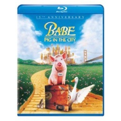 Babe: Pig in the City Blu-ray Cover