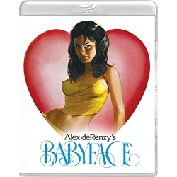 Babyface Blu-ray Cover