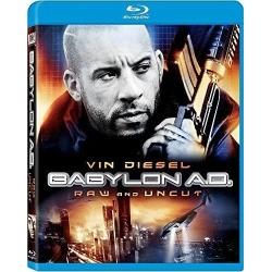 Babylon A.D. Blu-ray Cover