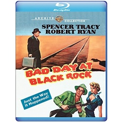 Bad Day at Black Rock Blu-ray Cover