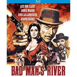 Bad Man's River Blu-ray Cover