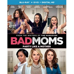 Bad Moms Blu-ray Cover