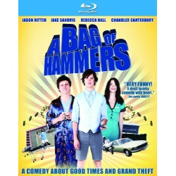 Bag of Hammers Blu-ray Cover