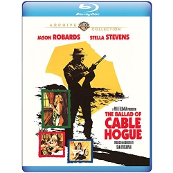 Ballad of Cable Hogue Blu-ray Cover