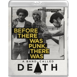 Band Called Death Blu-ray Cover