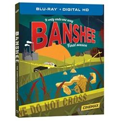 Banshee: Final Season Blu-ray Cover