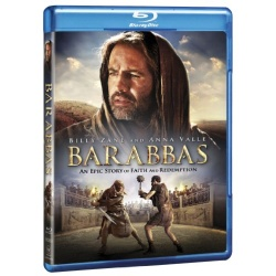 Barabbas Blu-ray Cover