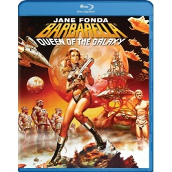 Barbarella Blu-ray Cover