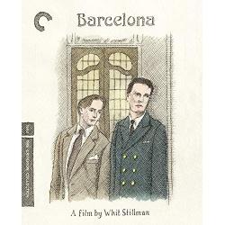Barcelona Blu-ray Cover