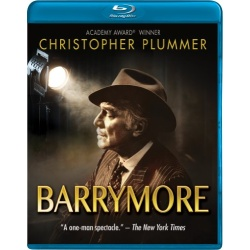 Barrymore Blu-ray Cover