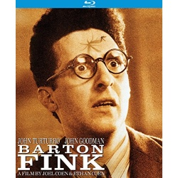 Barton Fink Blu-ray Cover
