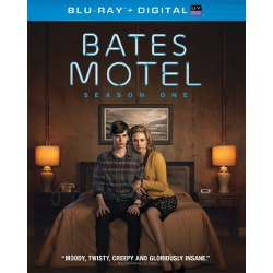 Bates Motel: Season 1 Blu-ray Cover