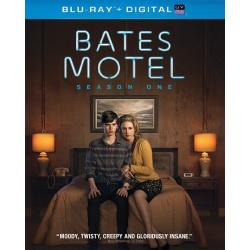Bates Motel: Season 1 Blu-ray Cover