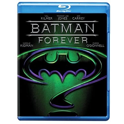 Batman Forever Blu-ray Disc Title Details - 883929106790 ...