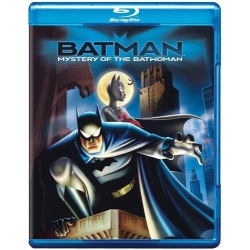 Batman: Mystery of the Batwoman Blu-ray Cover