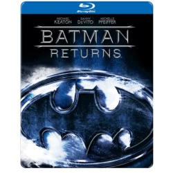 Batman Returns (Steelbook) Blu-ray Cover