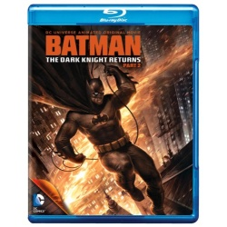Batman: The Dark Knight Returns - Part 2 Blu-ray Cover