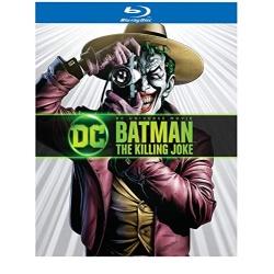 Batman: The Killing Joke Blu-ray Cover