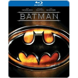 Batman Blu-ray Cover