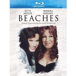 Beaches Blu-ray Cover