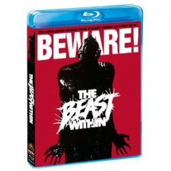 Beast Within Blu-ray Cover