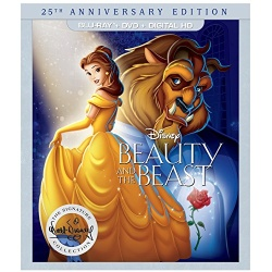 Beauty and the Beast Blu-ray