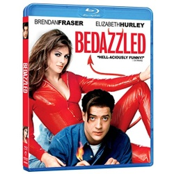 Bedazzled Blu-ray Cover