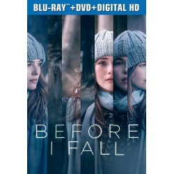 Before I Fall Blu-ray Cover