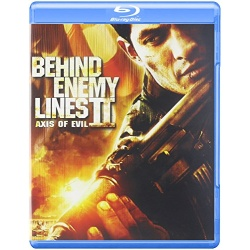 Behind Enemy Lines II: Axis of Evil Blu-ray Cover
