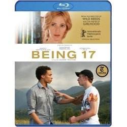 Being 17 Blu-ray Cover