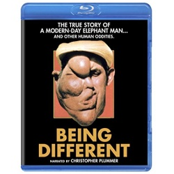 Being Different Blu-ray Cover