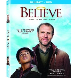 Believe Blu-ray Cover