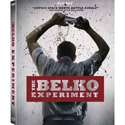 Belko Experiment Blu-ray Cover