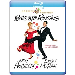 Bells are Ringing Blu-ray Cover