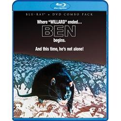 Ben Blu-ray Cover