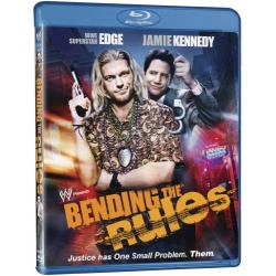 Bending the Rules Blu-ray Cover