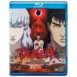 Berserk: The Golden Age Arc II - The Battle for Doldrey Blu-ray Cover