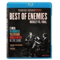 Best of Enemies Blu-ray Cover