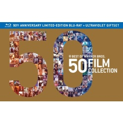 Best of Warner Bros.: 50 Film Collection Blu-ray Cover