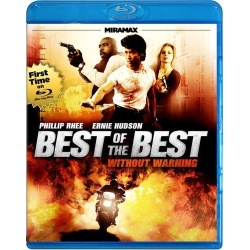 Best of the Best: Without Warning Blu-ray Cover