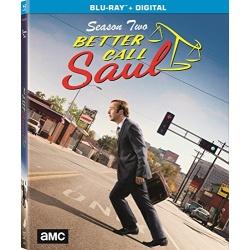 Better Call Saul: Season 2 Blu-ray Cover