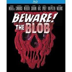 Beware! the Blob Blu-ray Cover