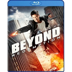 Beyond Redemption Blu-ray Cover