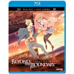 Beyond the Boundary: I'll Be Here Blu-ray Cover