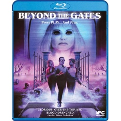 Beyond the Gates Blu-ray Cover
