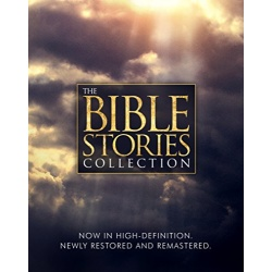 Bible Stories Collection Blu-ray Cover