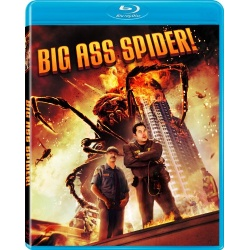 Big Ass Spider! Blu-ray Cover