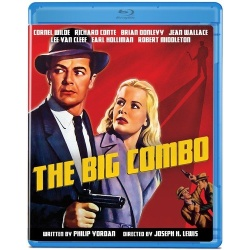 Big Combo Blu-ray Cover